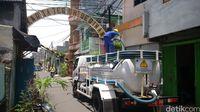Pekojan merupakan satu-satunya daerah di DKI Jakarta yang mengadopsi pendekatan Sanitasi Total Berbasis Masyarakat (STBM) untuk menangani limbah sampah, tinja dan lumpur. (Foto: Reza/detikHealth)