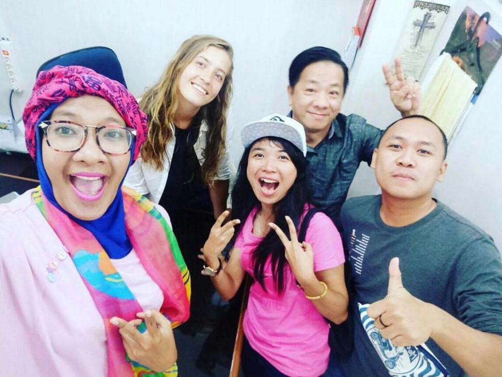 Kisah Turis Norwegia yang Ditolong Orang Indonesia Heboh di Medsos