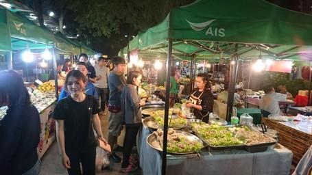 Yuk Belanja Oleh-oleh Di Pasar Terbesar Udon Thani, Thailand