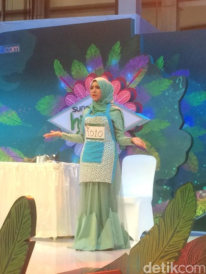 6 Momen Haru Hingga Seru di Audisi Sunsilk Hijab Hunt 2017 Yogyakarta