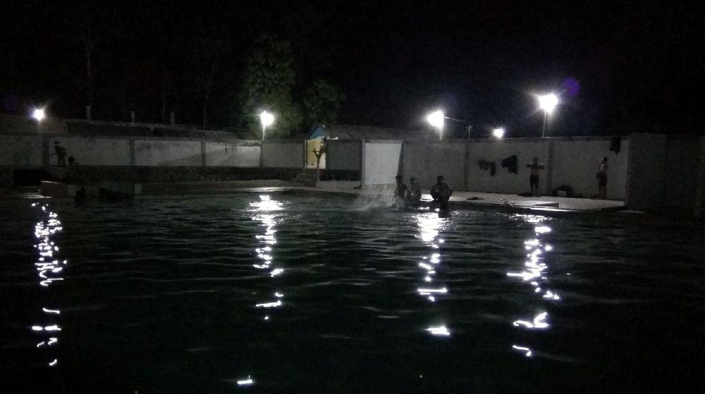 Berendam Air Panas Tengah Malam di Aceh Besar, Ini Tempatnya