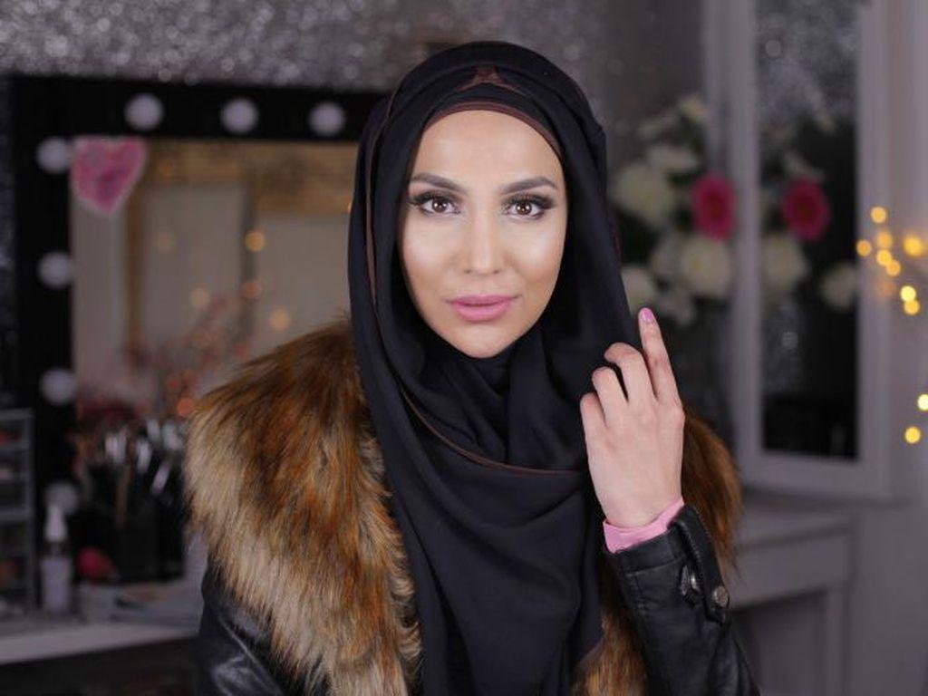 Foto: Ini 7 Hijabers Cantik yang Mencuri Perhatian di London