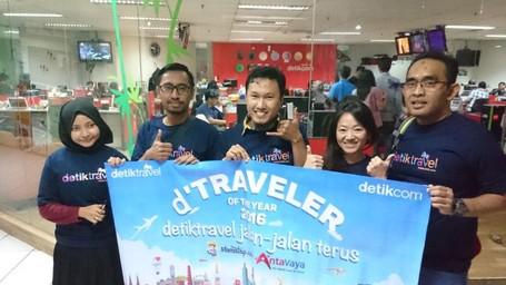 Annyeonghaseyo! D'Traveler Siap-siap Liburan Seru Ke Korea