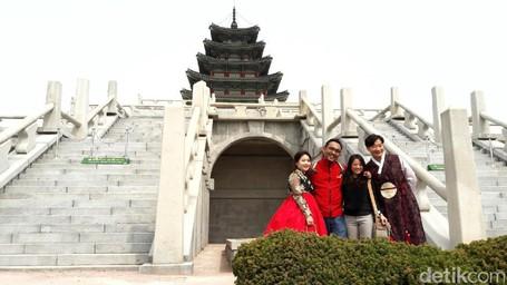 Tiba Di Korea, D'Traveler Siap Bertualang