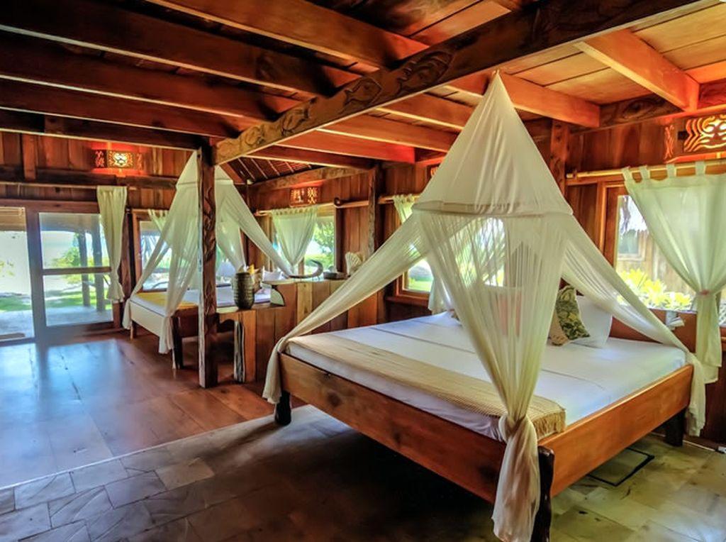 Mengenal Kandui Resort, Tempat Menginap Liam Hemsworth di Mentawai