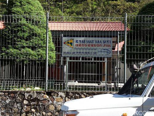 Mengintip Fasilitas Rumah Sakit di Pinggiran Tembagapura
