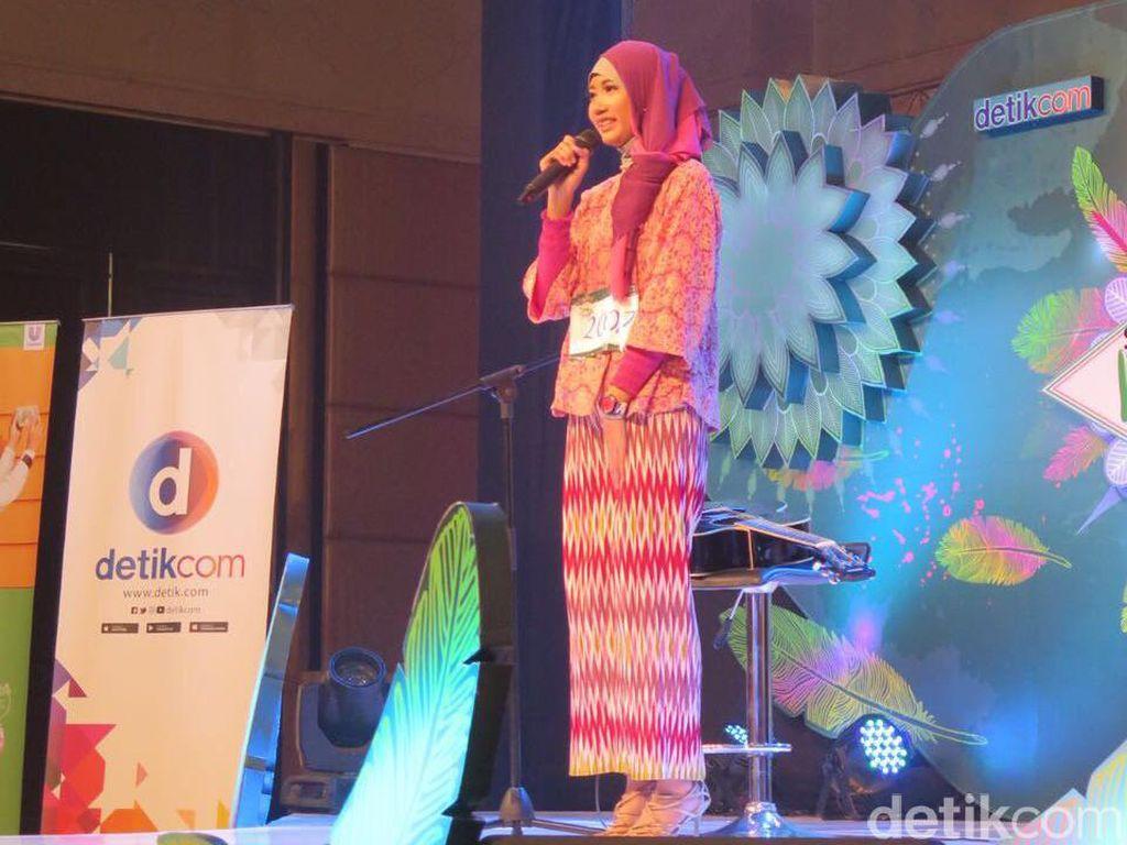 Suara Mahasiswa Teknik Perkapalan Pukau Juri Sunsilk Hijab Hunt Surabaya