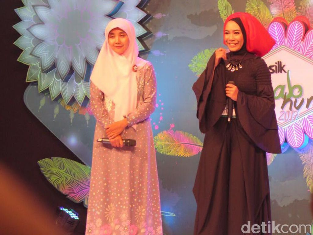 Vokalis Band Ungkap Pengalaman Berhijab di Audisi Sunsilk Hijab Hunt Surabaya