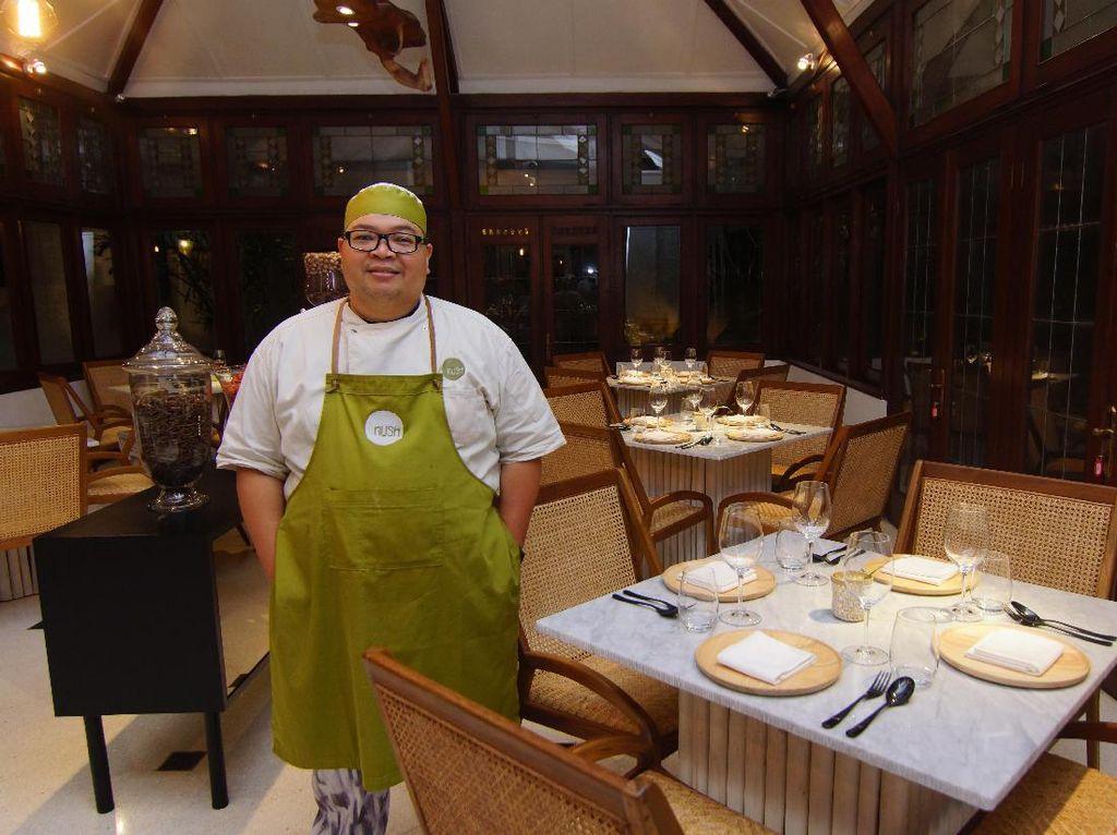 Ini Cerita Chef Ragil yang Ajak Anak Memasak Sejak Kecil