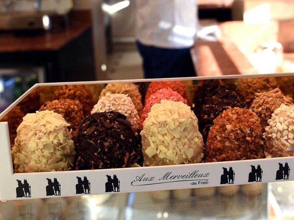 Bakery dengan Andalan Meringue Aneka Topping Ini Digemari Warga New York