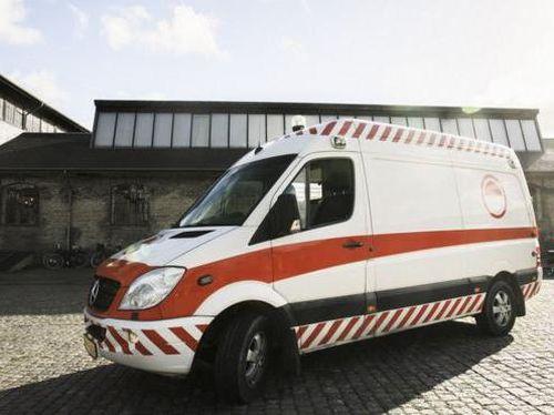 Ambulans Bekas Di Denmark Diubah Menjadi Tempat Seks Terkontrol