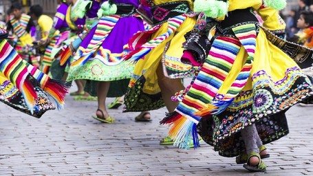 Tiada Hari Tanpa Pesta Di Kolombia