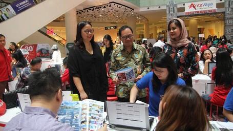 Yuk, Cari Tiket Dan Paket Liburan Di Mega Travel Fair!