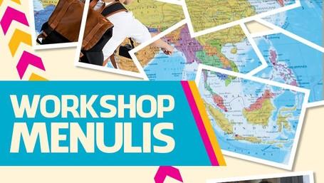 Yuk Ikutan! Workshop Menulis Cerita Perjalanan Gratis Dari DetikTravel