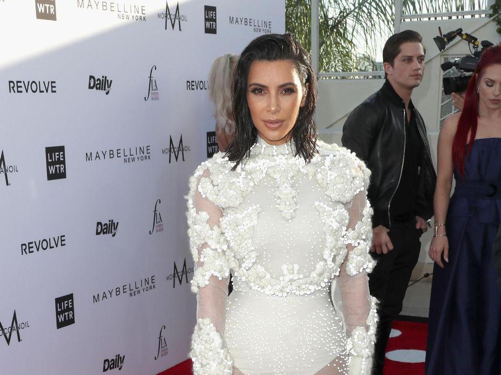 Kehilangan 100 Ribu Followers, Kejayaan Kim Kardashian di Instagram Berakhir?