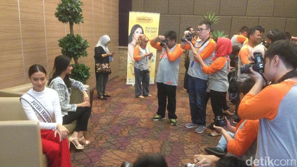 Ketika Anak dengan Autisme Jadi Fotografer Putri Indonesia 2017