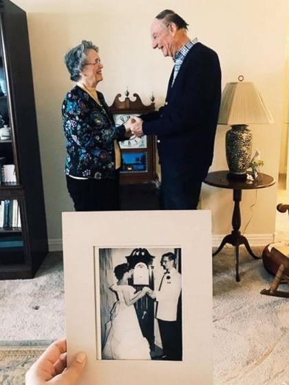 Pasangan Prom Night Ini Akhirnya Menikah Setelah 64 Tahun Terpisah