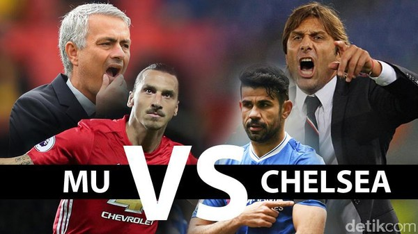 MU Tumbangkan Chelsea 2-0
