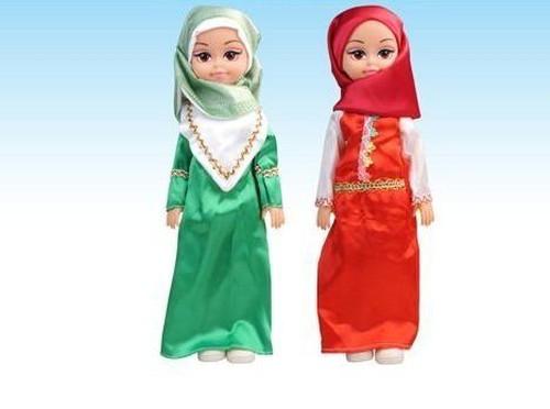 Lucunya Boneka Bayi Berhijab yang Dijual di Inggris