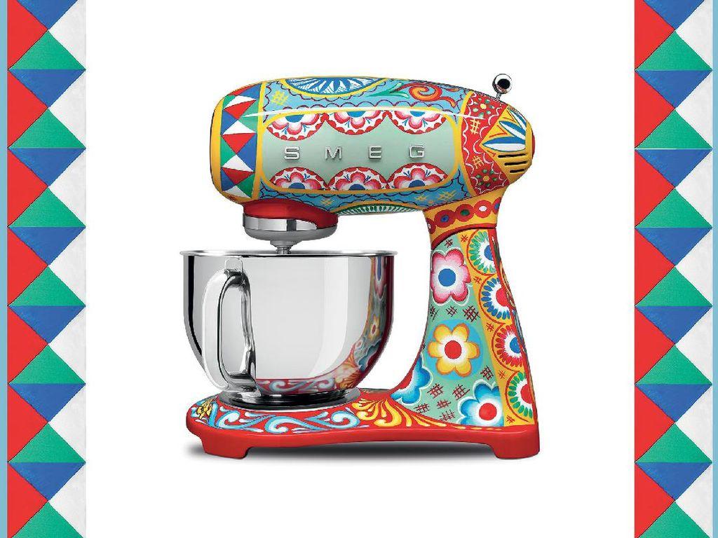 Dolce & Gabbana Rilis Peralatan Dapur Stylish