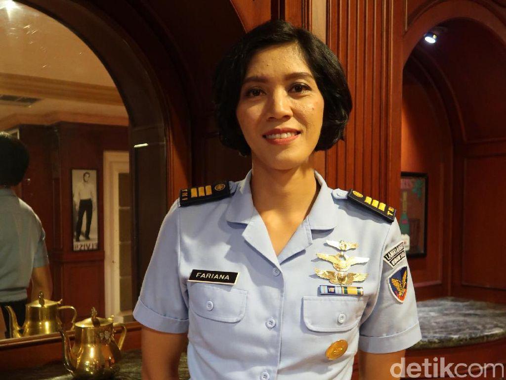 Berkenalan dengan Fariana Dewi, Sosok Kartini di Angkatan Udara RI