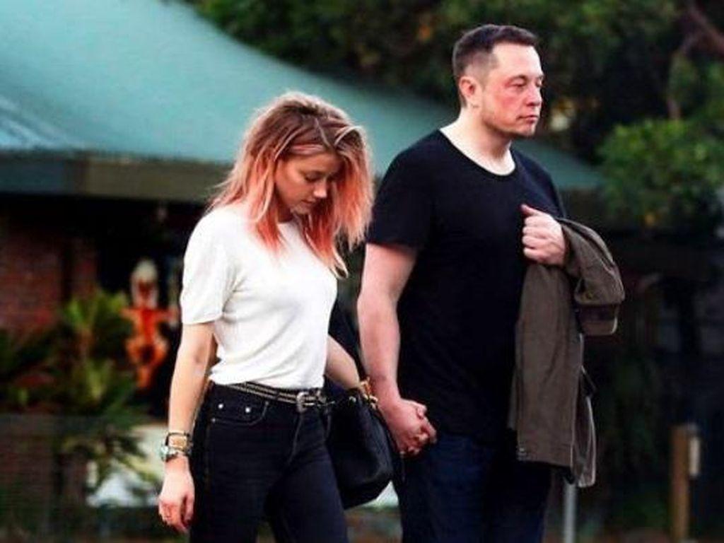 Ambelon, Julukan untuk Amber Heard dan Elon Musk dari Netizen