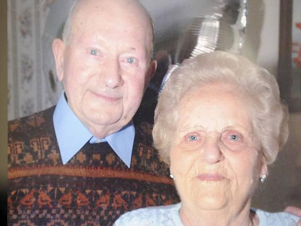 Kisah Mengharukan Pasangan Menikah 77 Tahun yang Meninggal Bersamaan