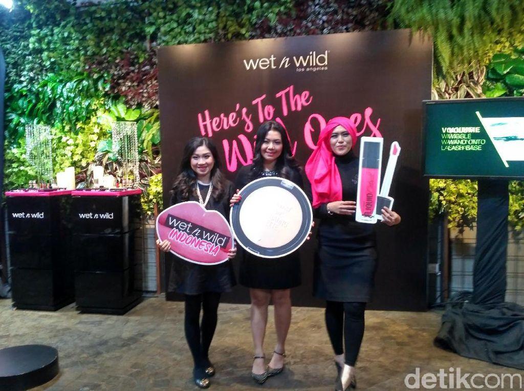 Wet n Wild Rilis Lipstik Matte dan Foundation dengan Harga Rp 100 Ribuan