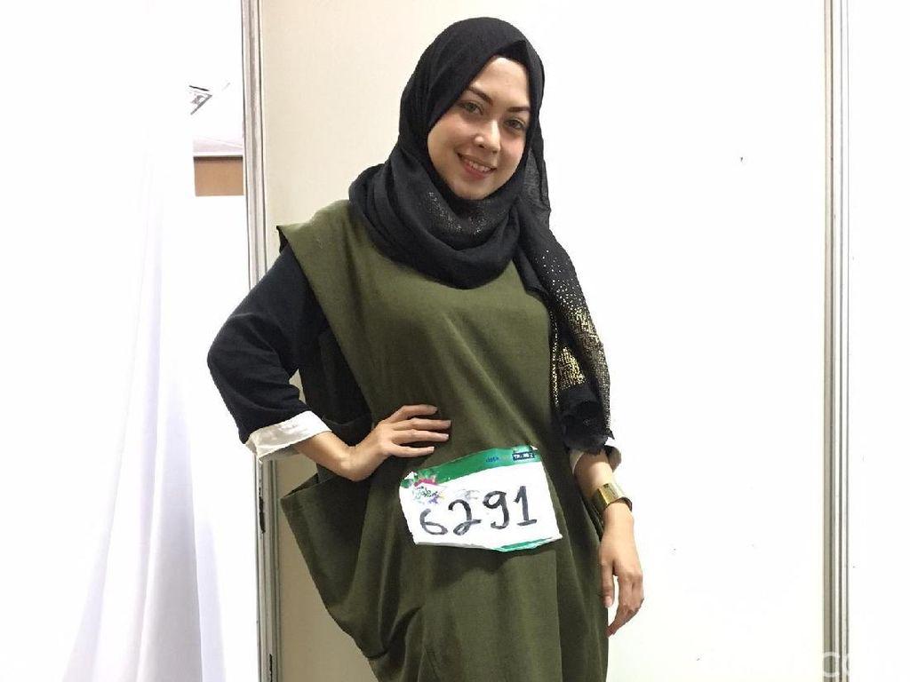 Iswa, Tim Desainer Busana Dian Pelangi Eksis di Sunsilk Hijab Hunt Jakarta