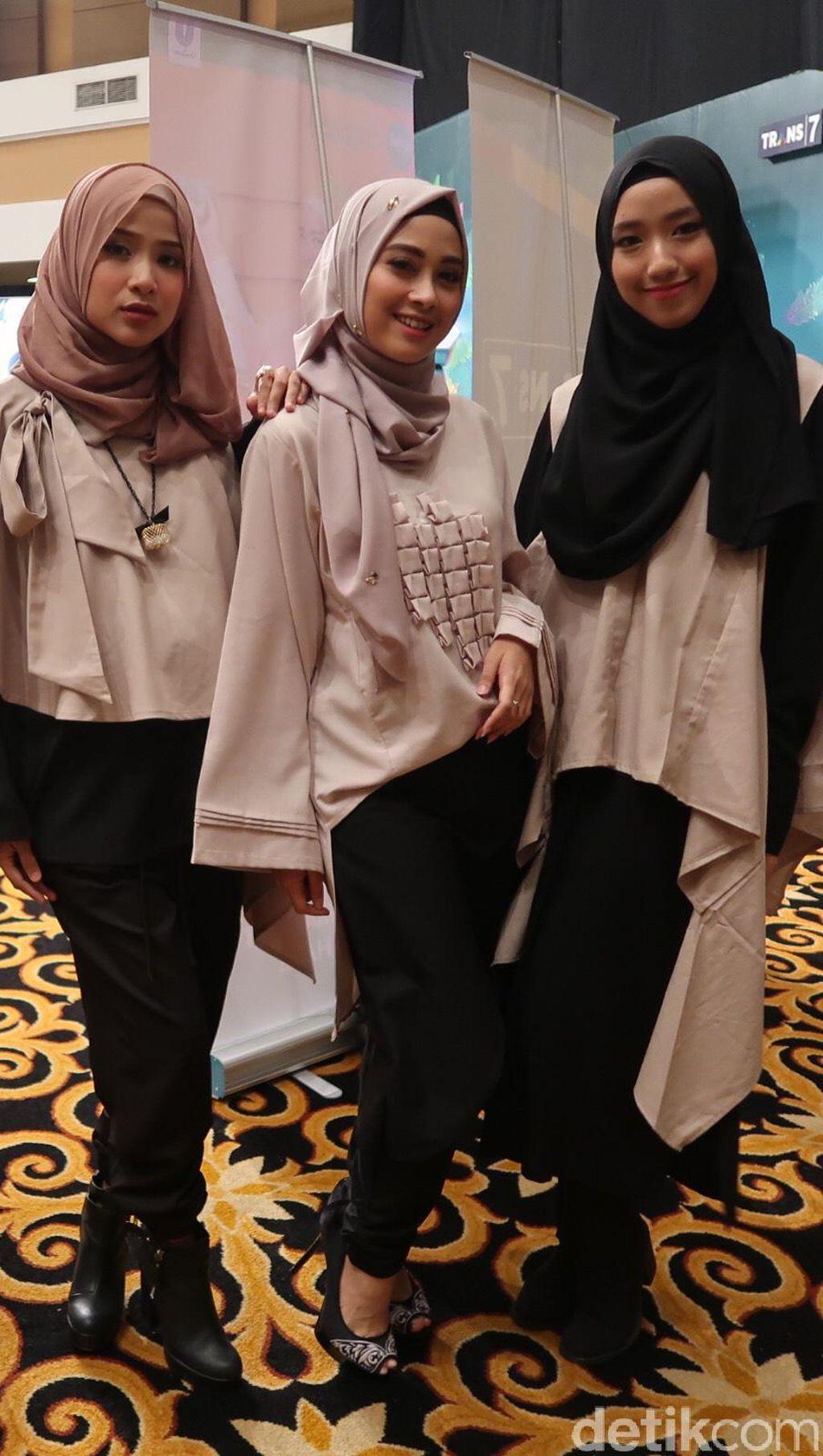 Casual nan Stylish, Girlband Hijab Noura di Sunsilk Hijab Hunt Jakarta