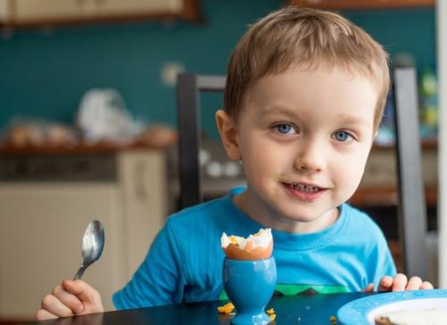 Jangan Asal Anak Suka, Pemberian Telur untuk Anak Juga Ada Aturannya