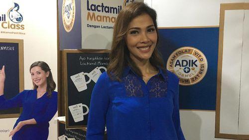 Rahasia Nadia Mulya Tetap Langsing Meski Sudah Punya 3 Anak