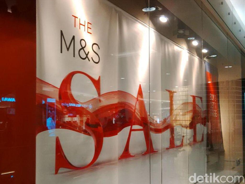 Bra Sampai Dress Diskon 50% di Marks & Spencer