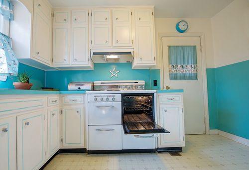Jarang Dibersihkan, Ini 5 Area di Dapur yang Paling Berkuman 1