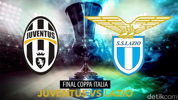 Final Coppa Italia: Juventus vs Lazio