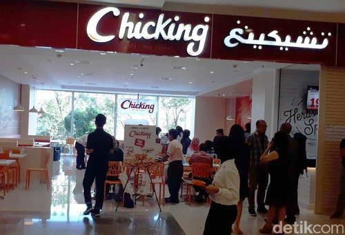 Jaringan Restoran Fast Food Dubai Buka Outlet Pertama di Surabaya