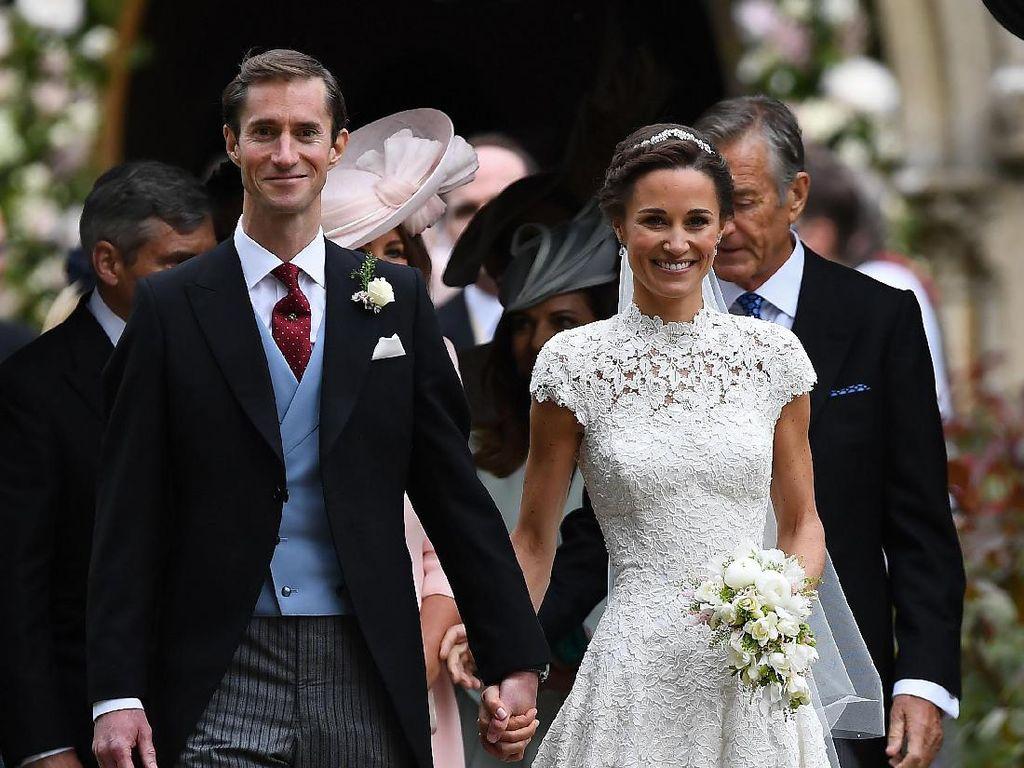 Menghabiskan Total Rp 19 Miliar, Ini Detail Pernikahan Pippa Middleton