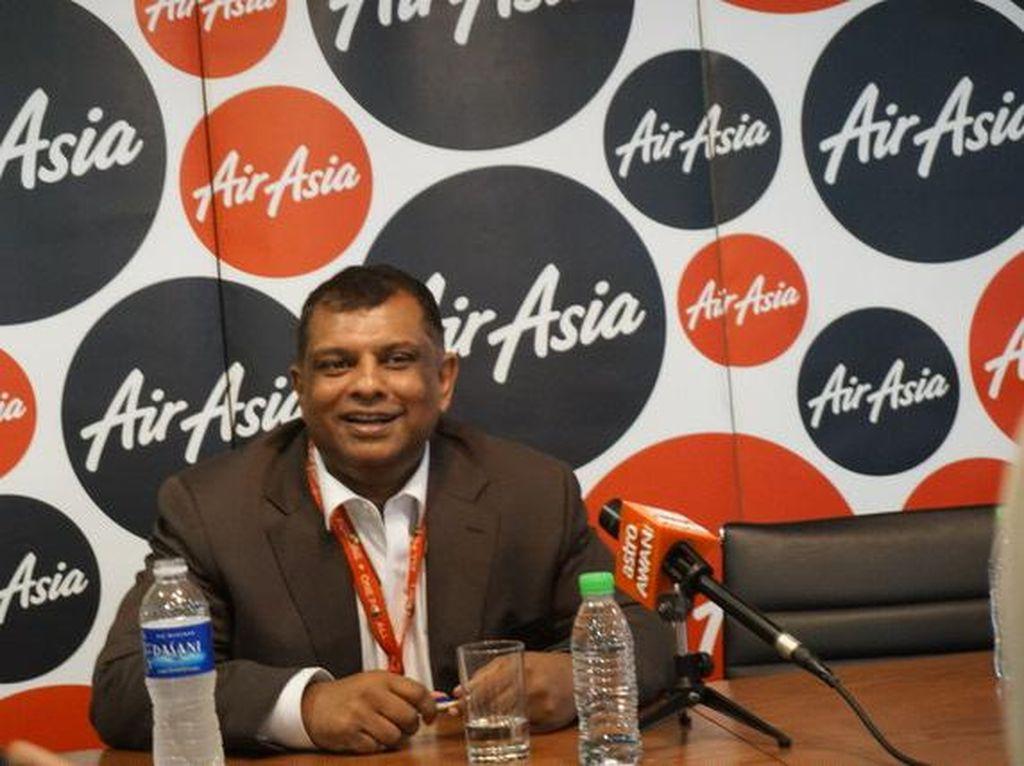 Festival Makanan Pesawat Pertama Digelar oleh AirAsia