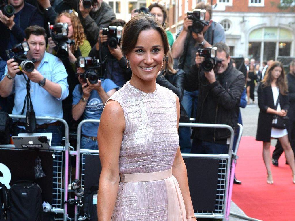 5 Momen Pippa Middleton Jadi Ikon Fashion Seperti Kate Middleton