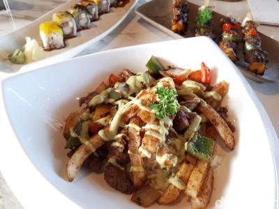 Fat Shogun: Uniknya Lomo Saltado, Nasi Lada Hitam A la Peru dengan Topping Daging Sapi yang Juicy