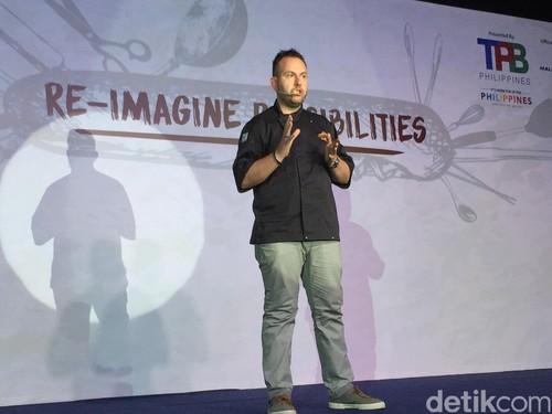 Inovasi Sticky Mango Chef Peter Llyod Meraih Sukses