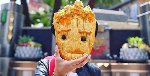 Roti Groot dari Guardian of the Galaxy Jadi Makanan Populer Terbaru di Disney California
