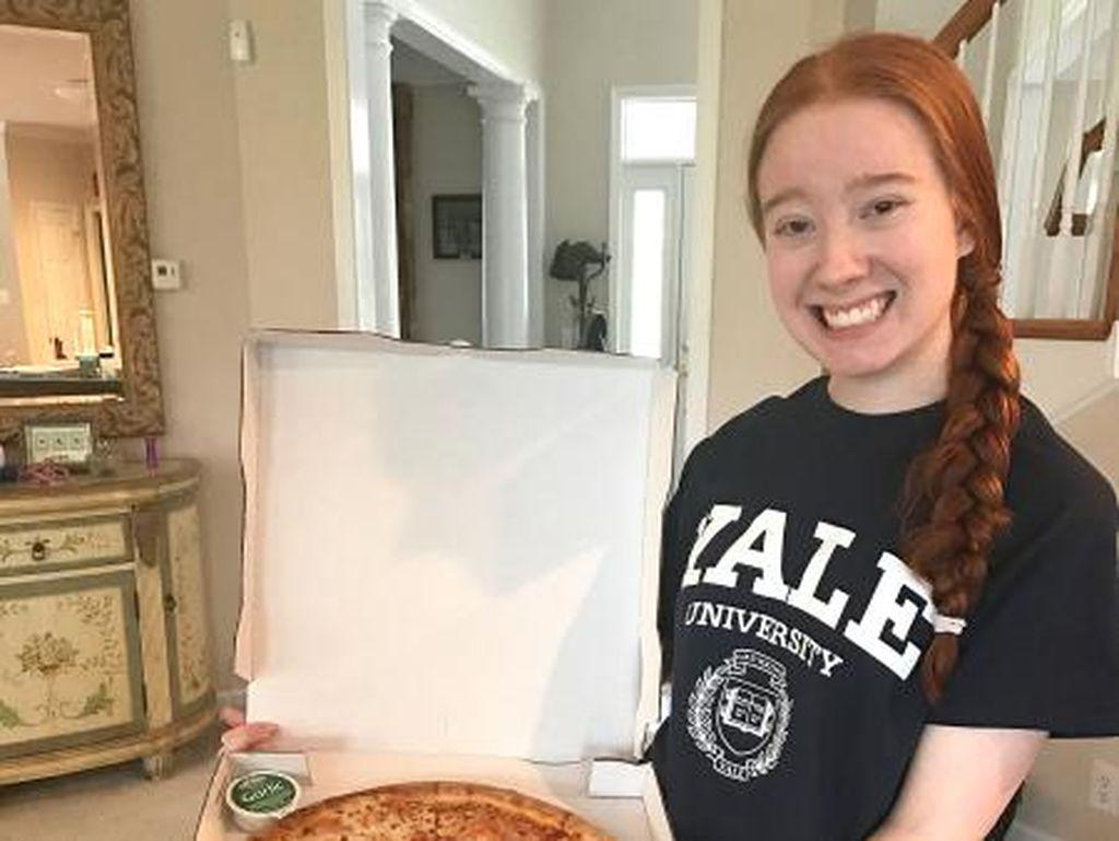 Tulis Esai Tentang Pizza, Remaja Ini Diterima di Universitas Yale