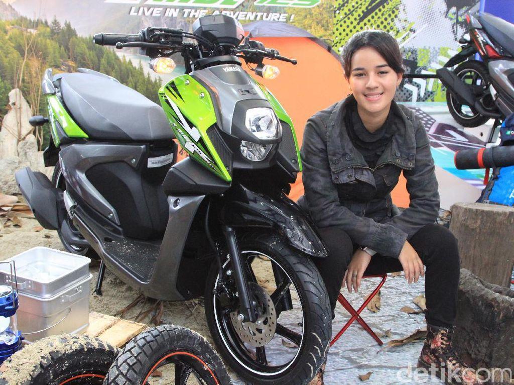 Foto: Terpukau Kecantikan 7 Pebalap Wanita Indonesia