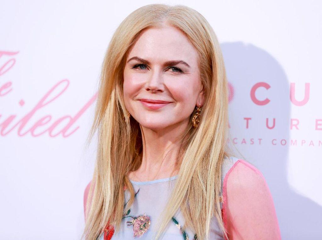 Nicole Kidman Ternyata Pernah Minder Karena Berkulit Putih Pucat