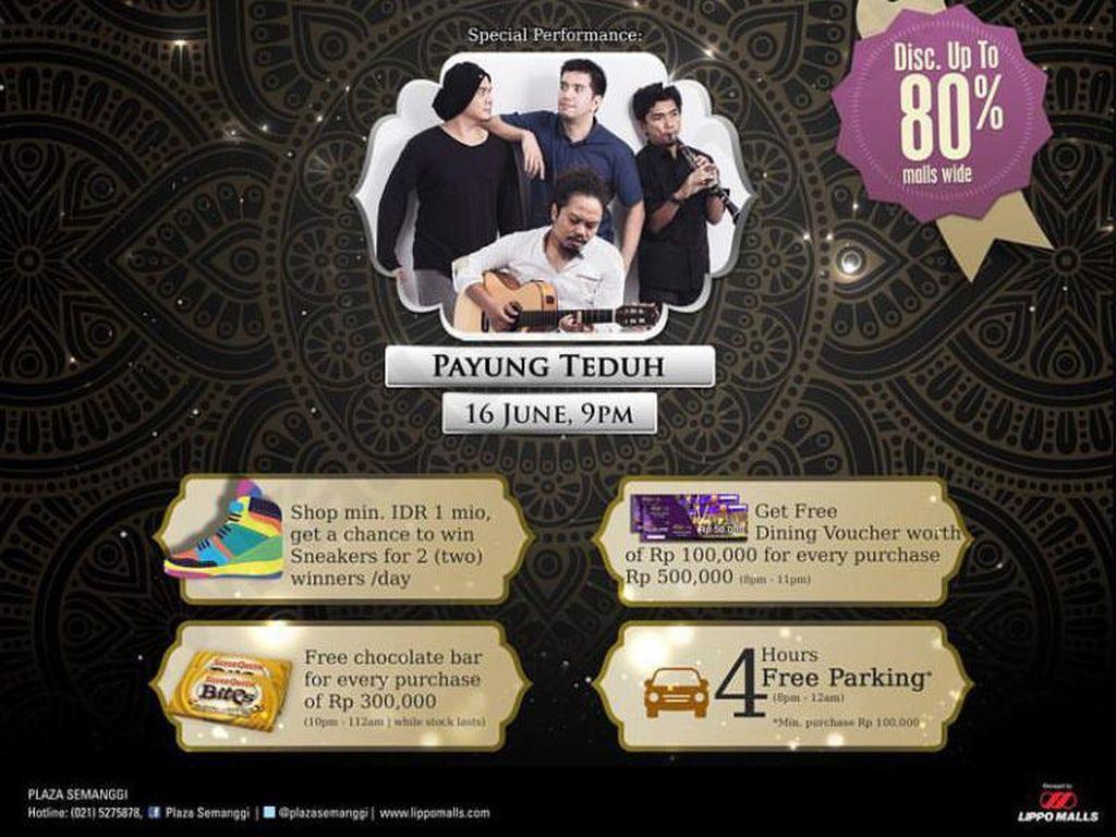 Malam Ini, 13 Mal di Jakarta Gelar Midnight Sale