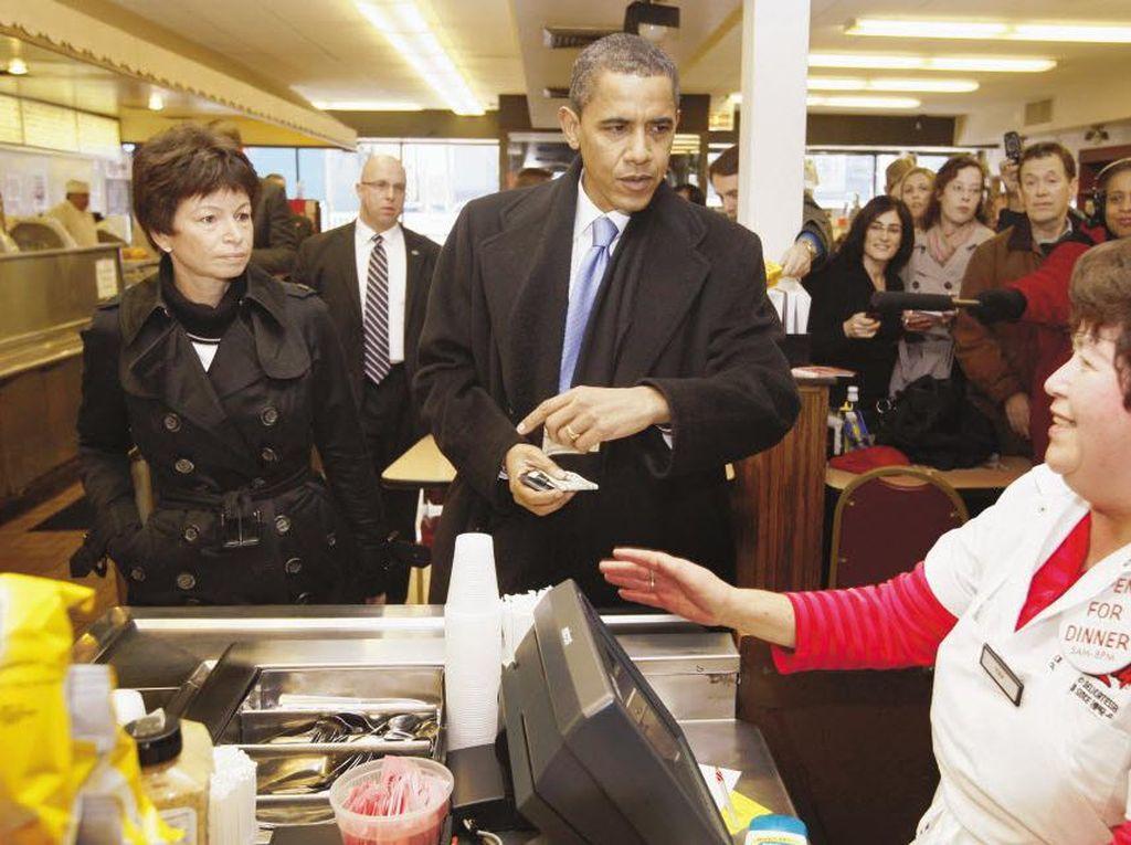 Di Chicago hingga Vietnam, Ini 10 Restoran yang Pernah Dikunjungi Barack Obama (2)