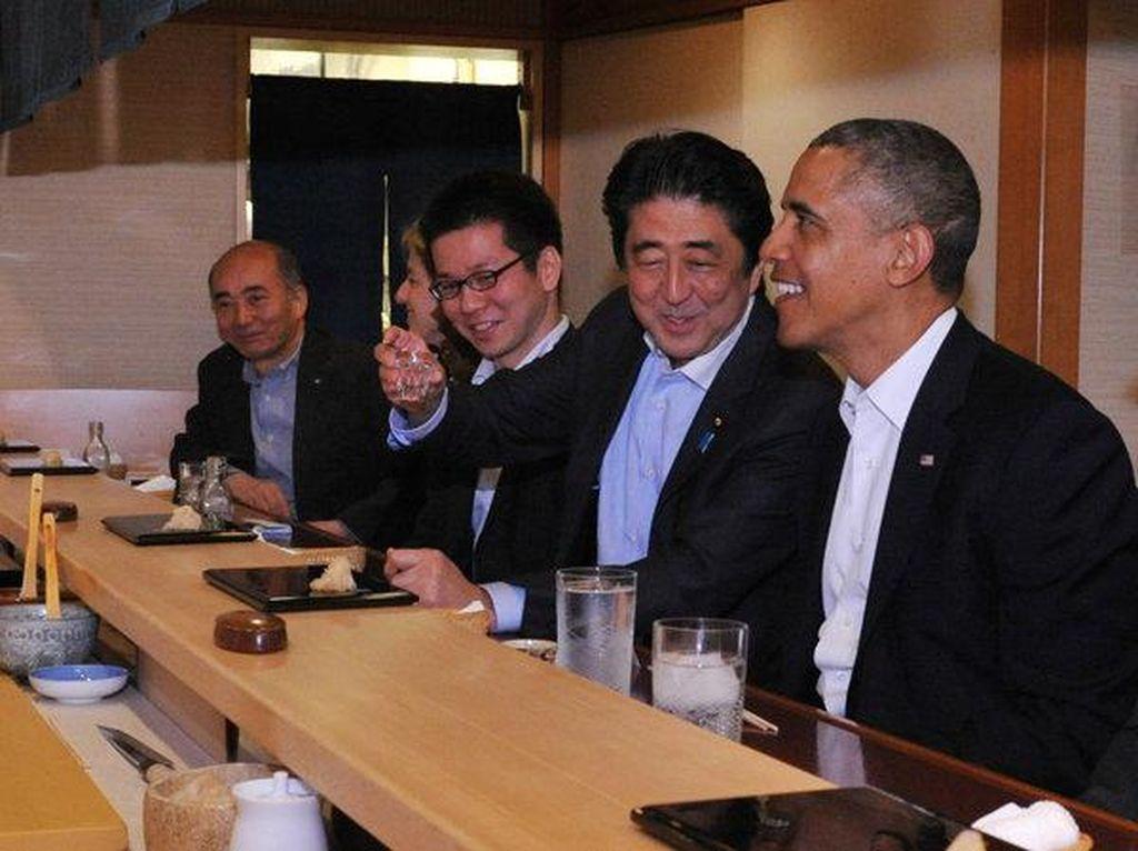 Di Chicago hingga Vietnam, Ini 10 Restoran yang Pernah Dikunjungi Barack Obama (1)