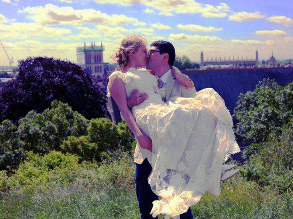 Wah! Pasangan Pengantin Ini Suguhkan Makanan Kedaluwarsa pada Pesta Pernikahannya!