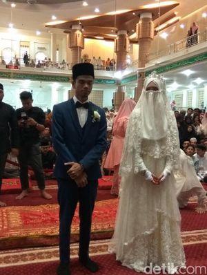 Muzammil Hasballah Resmi Menikah, Netizen: Hari Akhwat Berduka Nasional